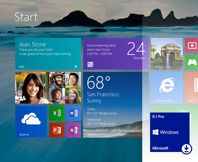 Windows 8.1 Pro for Students