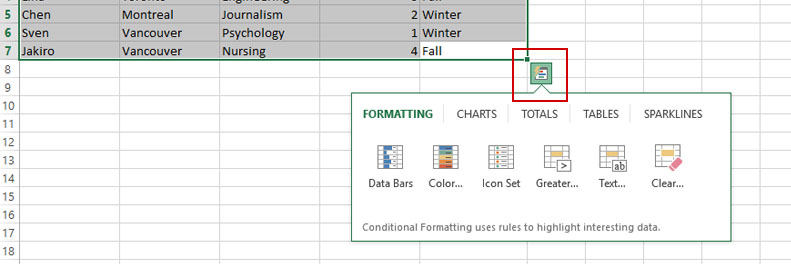 9 Essential Excel Tips for Students | OnTheHub