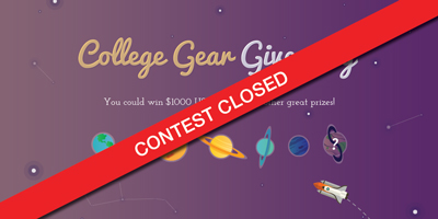 Student Contests, Sweepstakes and Giveaways | OnTheHub